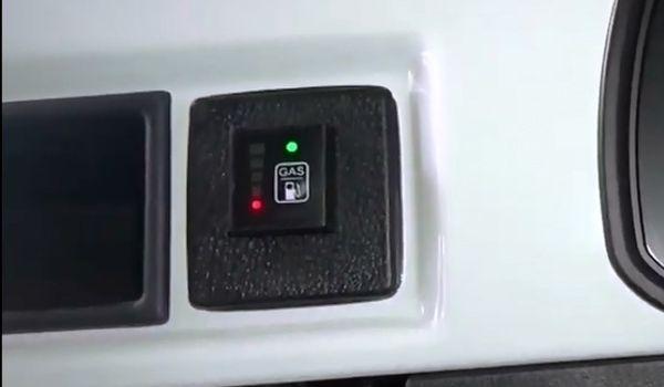 Газовое оборудование на УАЗ 3309 2.7