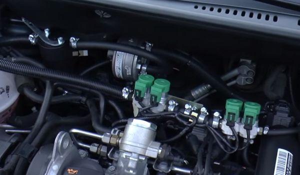 Установка гбо на Volkswagen Caddy 1.2 TSI 2015