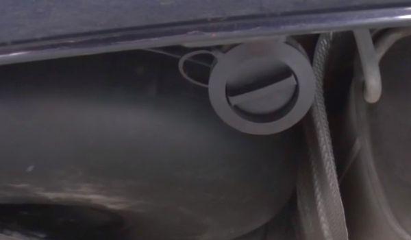 Газовое оборудование на Volkswagen Caddy 1.2 TSI 2015