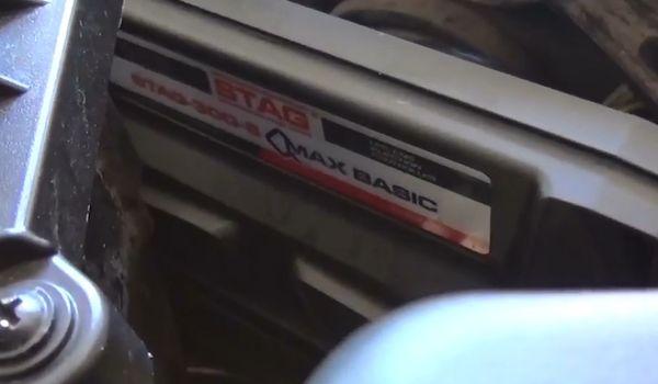 Гбо на Volkswagen Eos 3.2