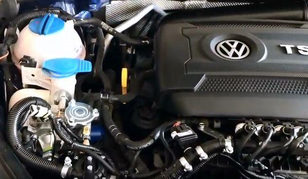 Установка гбо на Volkswagen Passat B8 1.8 TSI CPK, CPR 2017