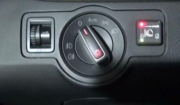 Газовое оборудование на Volkswagen Passat CC