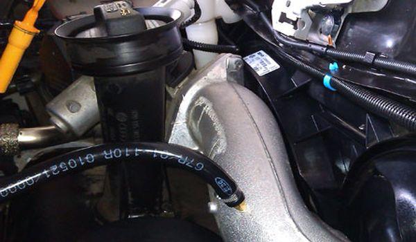 Газ на Volkswagen Transporter T5 2.5 TDI
